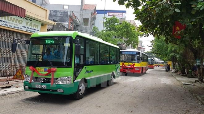 Hà Nội mở thêm 5 tuyến xe buýt mới ra các khu vực ngoại thành