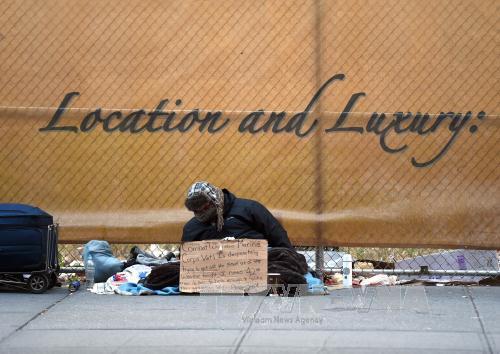 Mỹ: Số trẻ em vô gia cư tại New York tăng 20%