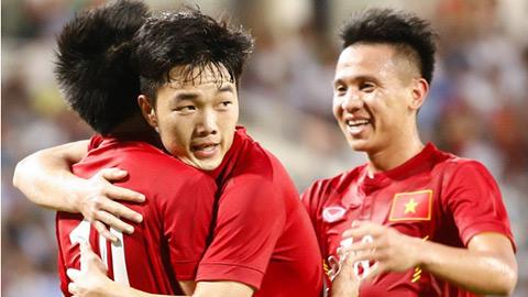 Đội tuyển bóng đá Việt Nam xếp hạng 134 thế giới trong tháng 8/2017