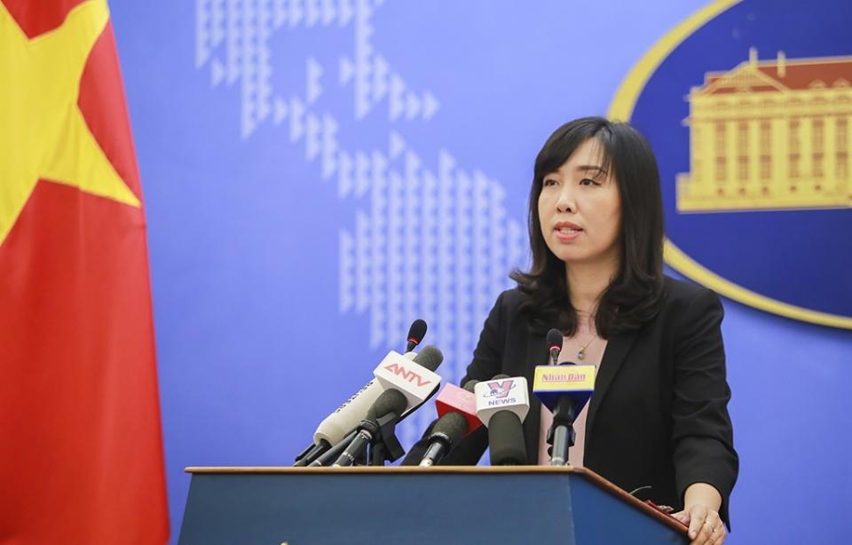Việt Nam nhất quán ủng hộ mọi nỗ lực thúc đẩy đối thoại và duy trì hòa bình, ổn định trên Bán đảo Triều Tiên