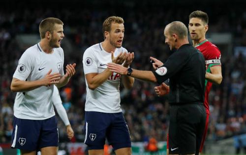 Tottenham tiếp tục gây thất vọng tại Premier League