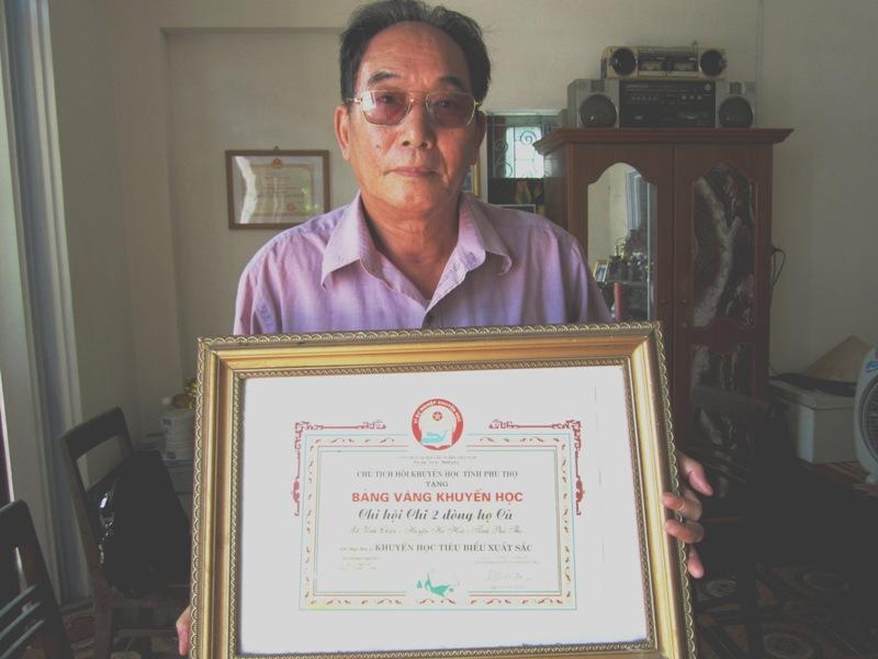 Chỉ thị 11/CT/TW tạo chuyển biến trong phong trào khuyến học, khuyến tài ở Hạ Hòa (Phú Thọ)