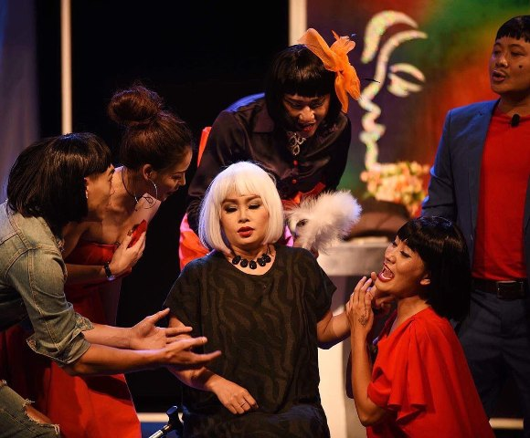 Lần đầu tiên Nhà hát tuổi trẻ dàn dựng vở kịch về phẫu thuật thẩm mỹ