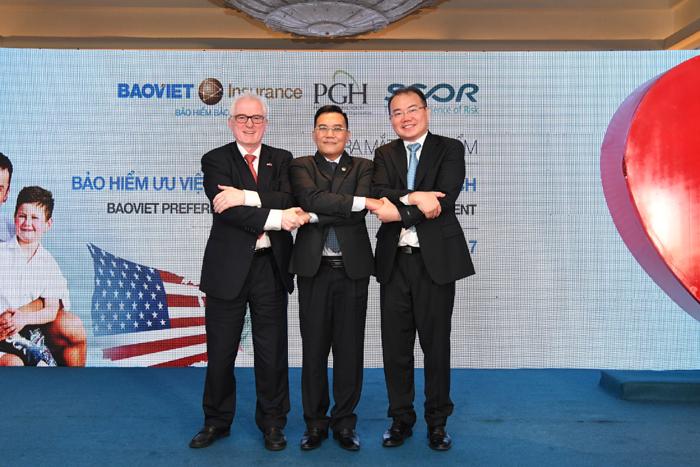 Bảo hiểm Bảo Việt ra mắt sản phẩm dành cho bệnh ung thư và tim mạch