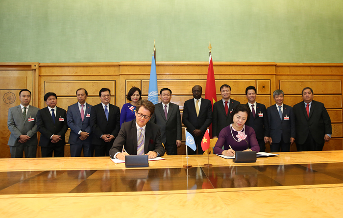 Phó Thủ tướng Vương Đình Huệ: Việt Nam ủng hộ chương trình nghị sự của UNCTAD