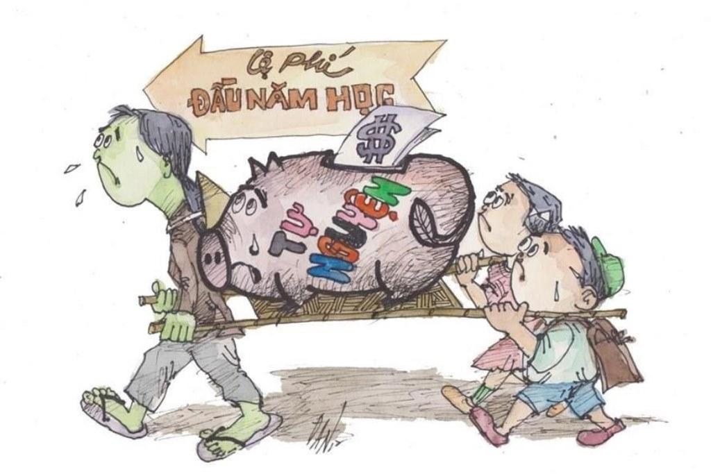 """Không nên để Hội cha mẹ học sinh là """"cầu nối"""" lạm thu"""