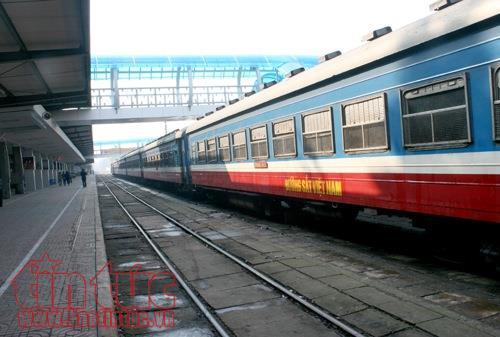 Đường sắt thực hiện chương trình kích cầu và giảm giá vé sau Hè