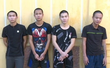 Thái Bình: Khởi tố 05 đối tượng gây rồi trật tự tại trụ sở công an xã