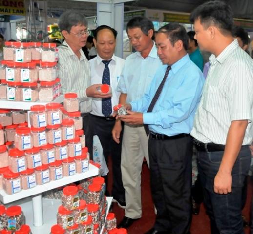 Hội chợ Triển lãm Nông nghiệp và Thương mại vùng Duyên hải Nam Trung Bộ 2017