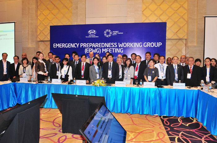Hội nghị các Quan chức cao cấp APEC về Quản lý thiên tai lần thứ 11