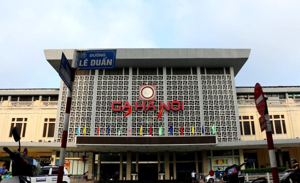 Xây dựng cao ốc tại ga Hà Nội có đi ngược Luật Thủ đô?