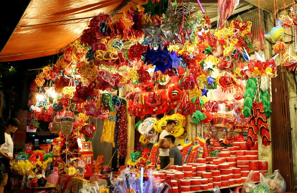 Chợ Hàng Mã - nét văn hóa của người Hà Nội