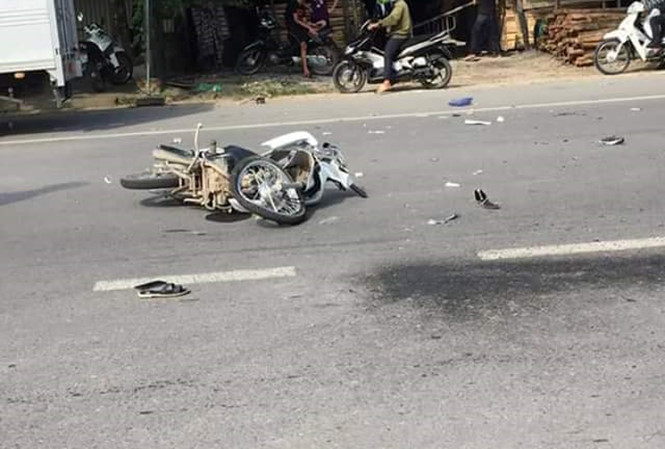 Khẩn trương khắc phục hậu quả vụ tai nạn giao thông tại Hưng Yên