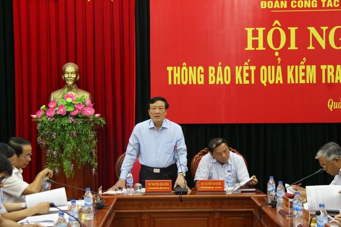 Quảng Trị: Đã khởi tố điều tra 59 vụ án với 83 bị can phạm tội về kinh tế, tham nhũng