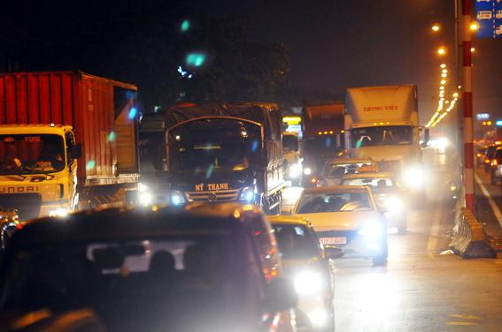 Đồng Nai: Liên tiếp xảy ra ùn ứ giao thông