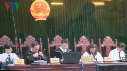 Phiên tòa xét xử Hà Văn Thắm và các đồng phạm: Luật sư đưa ra nhiều luận cứ đáng chú ý