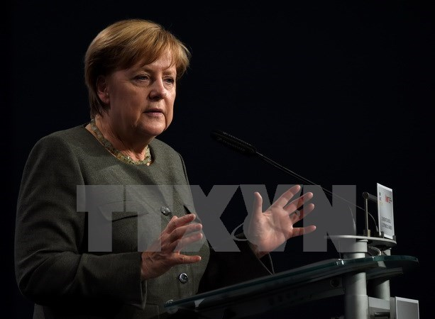 Bầu cử Đức: Thủ tướng Merkel chiến thắng áp đảo đối thủ trong cuộc tranh luận trên truyền hình  