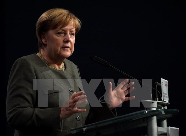 Thủ tướng Đức giành thêm lợi thế trước bầu cử