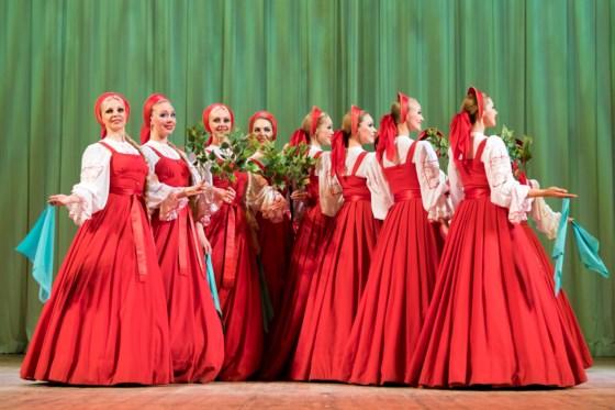 Đoàn Nghệ thuật múa hàn lâm Nga biểu diễn tại Việt Nam