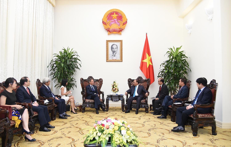 Việt Nam đặc biệt coi trọng và ưu tiên thúc đẩy quan hệ Đối tác toàn diện với Hoa Kỳ