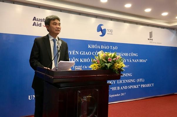 WIPO hỗ trợ Việt Nam phát triển tài sản trí tuệ, chuyển giao công nghệ