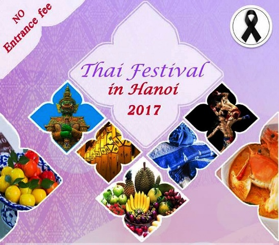 Sắp diễn ra Lễ hội Thái Lan lần 9 tại Hà Nội