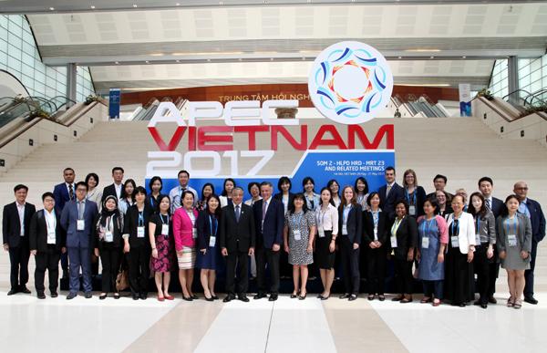Sắp diễn ra Diễn đàn Phụ nữ và Kinh tế APEC năm 2017