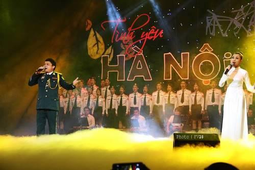"""5 nhạc sĩ được tôn vinh trong chương trình nghệ thuật """"Tình yêu Hà Nội"""" lần thứ 10"""