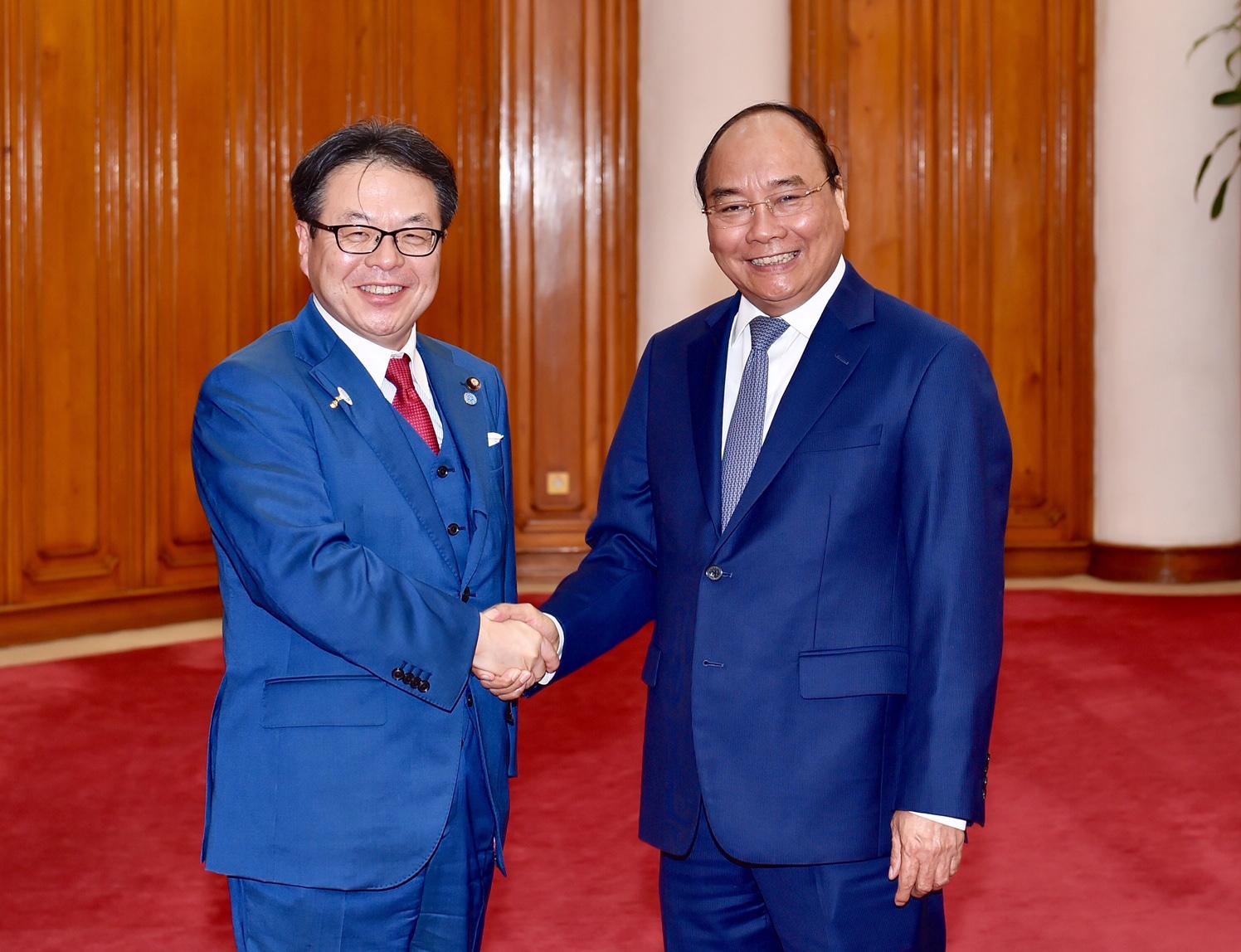 Việt Nam ủng hộ, tạo mọi điều kiện cho các nhà đầu tư Nhật Bản làm ăn thuận lợi tại Việt Nam