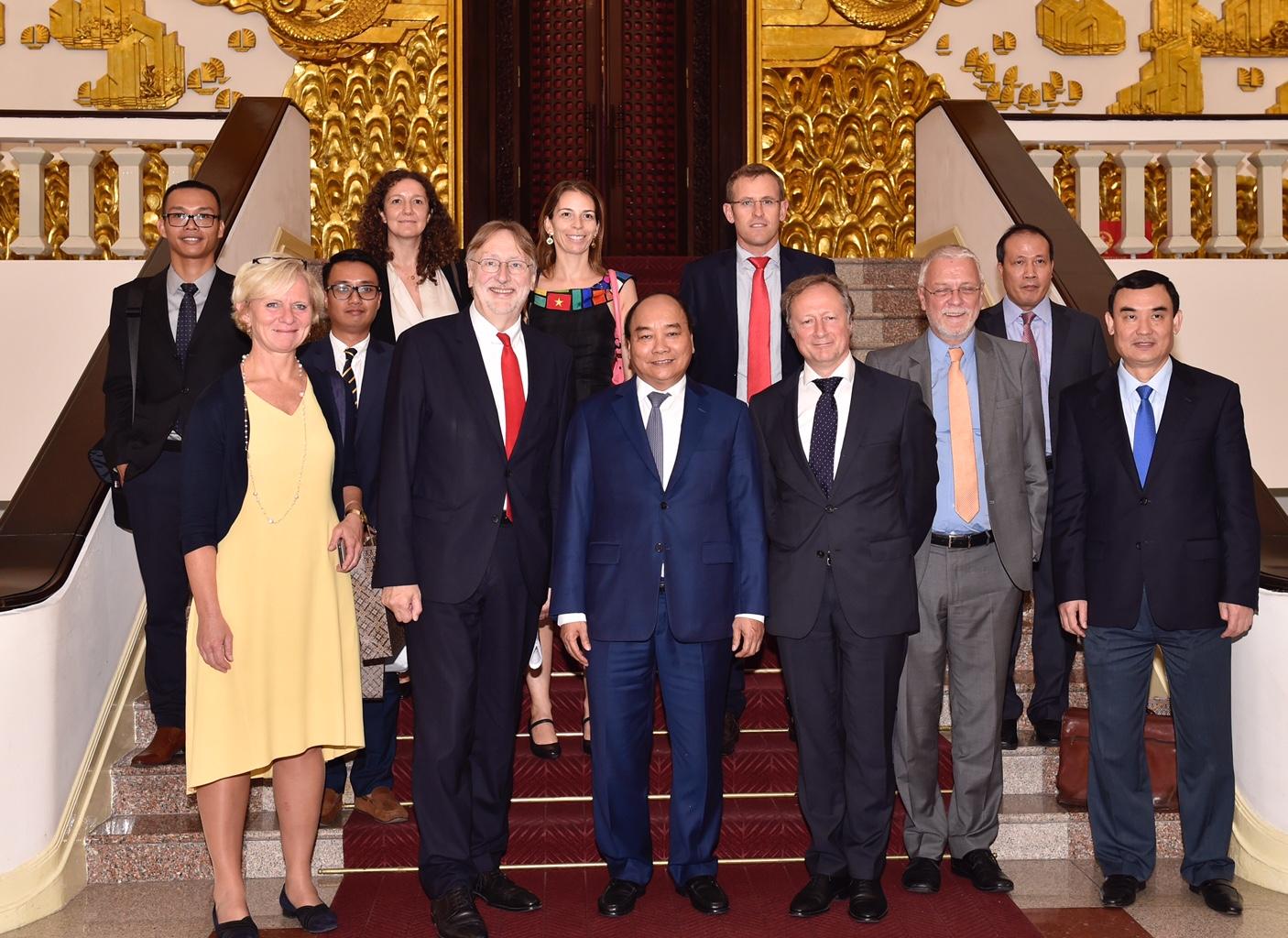 Việt Nam luôn nỗ lực, mong muốn thúc đẩy hợp tác hơn nữa với EU