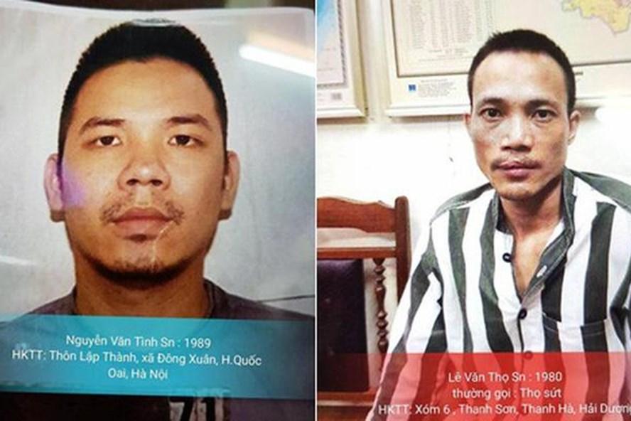 Vụ hai tử tù trốn trại: Đã bắt được Nguyễn Văn Tình tại Mai Châu (Hòa Bình)