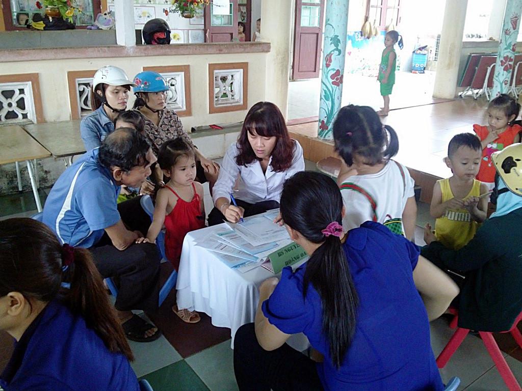 Tạo điều kiện để Hội giáo dục chăm sóc sức khỏe cộng đồng Việt Nam tiếp tục phát triển