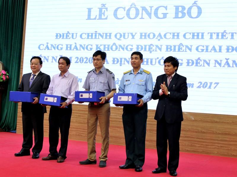 Công bố điều chỉnh quy hoạch Cảng hàng không Điện Biên