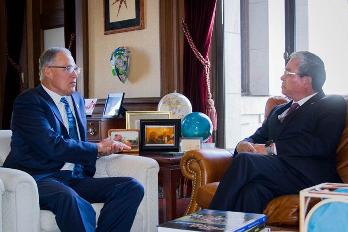Đại sứ Phạm Quang Vinh: Việt Nam chào đón các doanh nghiệp đến từ bang Washington