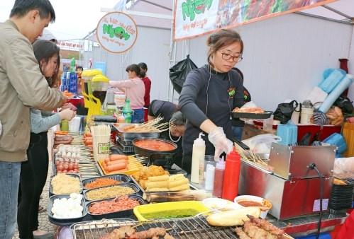 Lễ hội Văn hóa và Ẩm thực Việt Nam - Hàn Quốc lần thứ 9