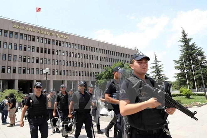 Thổ Nhĩ Kỳ bắt giữ hơn 2.500 người vượt biên trái phép