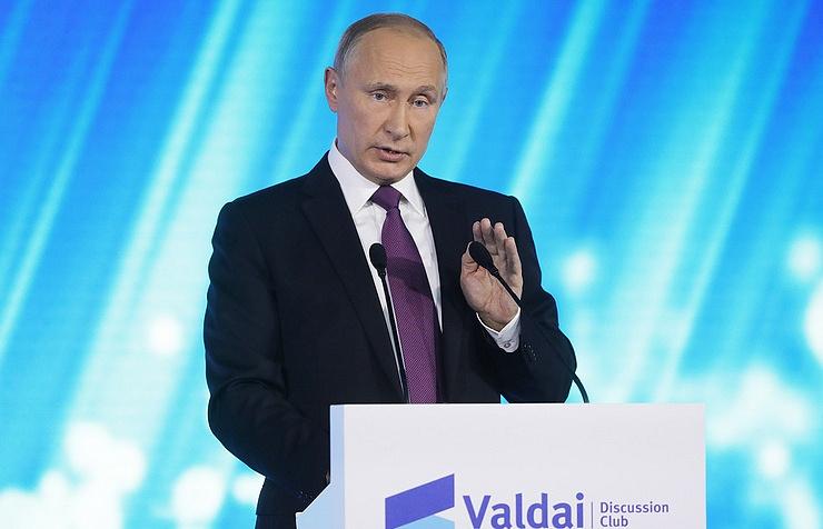 Tổng thống Nga kêu gọi giải quyết vấn đề Triều Tiên thông qua đối thoại