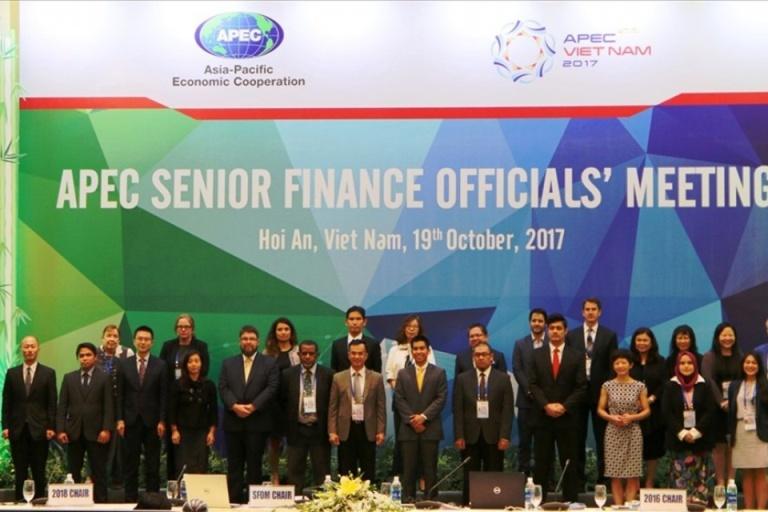 4 lĩnh vực ưu tiên tại Hội nghị Bộ trưởng Tài chính APEC lần thứ 24