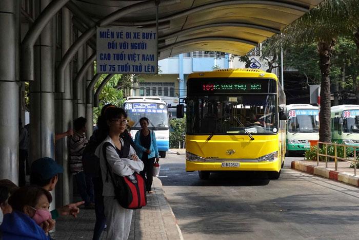 Hướng dẫn thí điểm dịch vụ vận chuyển du khách