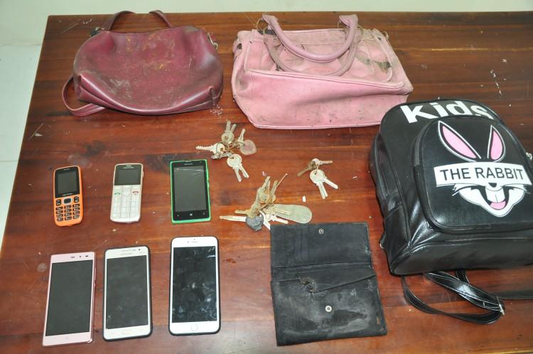 Vĩnh Phúc: Khởi tố đôi nam nữ gây ra hàng loạt vụ cướp tài sản