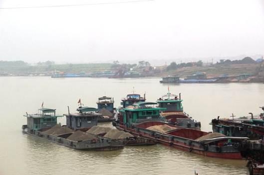 Phú Thọ quy hoạch ổn định hoạt động các bến thủy nội địa