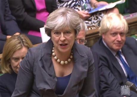 Vấn đề Brexit: Công đảng đối lập Anh thúc đẩy tiến trình đàm phán