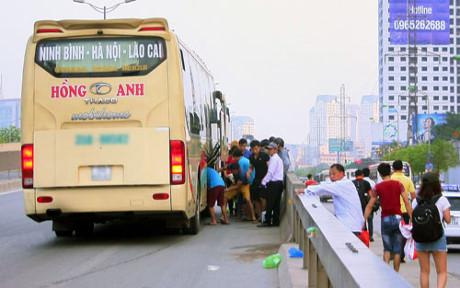 Làm rõ tình trạng mất an toàn giao thông trên đường vành đai 3