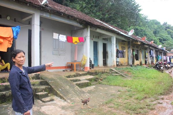 Gia Lai: Hàng chục hộ dân sống trong nỗi lo sạt lở