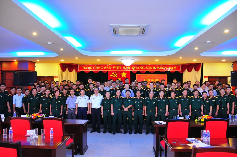Hội nghị tập huấn truyền hình toàn quân năm 2017