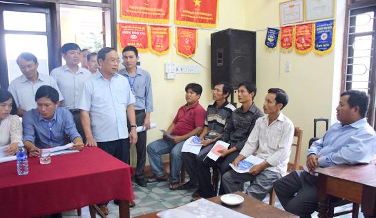 Thừa Thiên Huế: Tăng cường công tác tiếp dân và giải quyết đơn thư khiếu nại, tố cáo