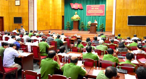 Sơ kết 5 năm thực hiện Chỉ thị 09-CT/TW của Ban Bí thư Trung ương Đảng tại Thừa Thiên Huế