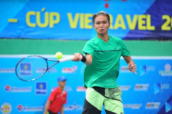 Kết thúc Giải quần vợt vô địch quốc gia – cúp Vietravel 2017