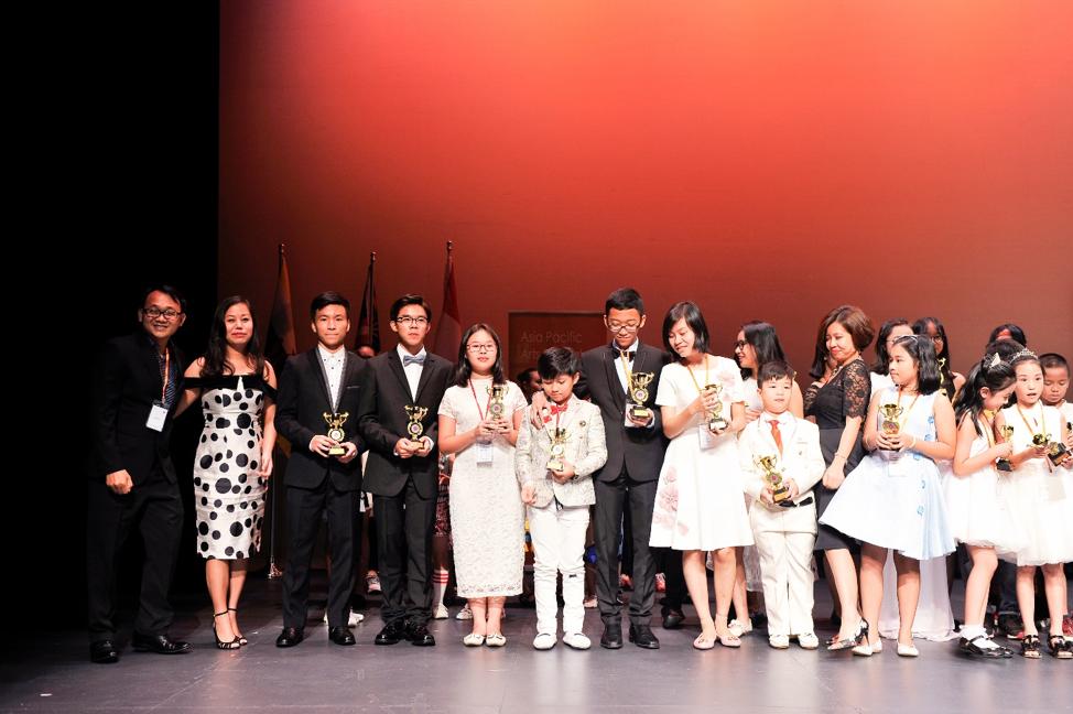 TED SAIGON: Niềm tự hào của Việt Nam trên đấu trường âm nhạc quốc tế APAF 2017