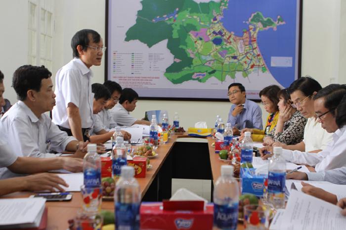 Đoàn Đại biểu Quốc hội TP Đà Nẵng làm việc với Công ty Truyền tải điện 2